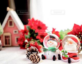 メリークリスマスの写真・画像素材[1604217]