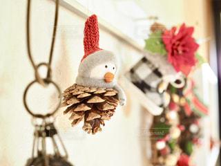 クリスマス飾りの写真・画像素材[1604692]