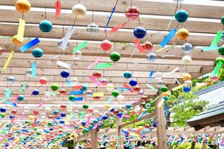 ふうりん祭りの写真・画像素材[2190756]