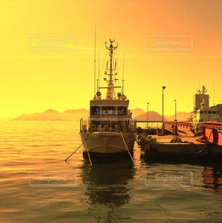 海上保安庁の巡視艇です。の写真・画像素材[1022221]