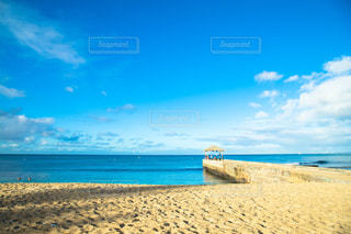 ワイキキビーチの写真・画像素材[1019661]