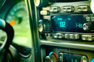 トラックのドライブ席 - No.1021699