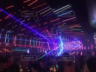 バンコクのクラブにての写真・画像素材[1019356]