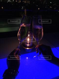 乾杯の写真・画像素材[1019372]