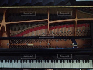ピアノ 平均律との写真・画像素材[1351353]