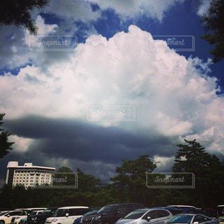 夏の雲 - No.1021308