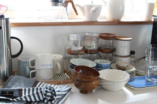 キッチンの写真・画像素材[1022616]