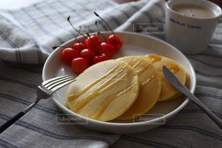 パンケーキの写真・画像素材[1025670]