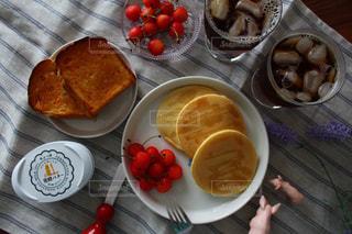 パンケーキの写真・画像素材[1025672]