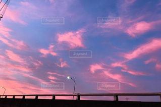 夕焼けの写真・画像素材[1322594]