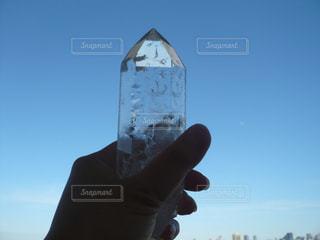 空と水晶の写真・画像素材[1558333]