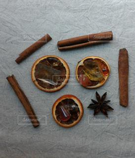 オレンジシナモンの写真・画像素材[1687008]