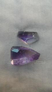 キラキラの紫の写真・画像素材[1781702]