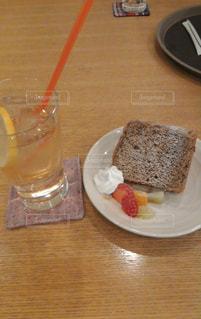 シフォンケーキの写真・画像素材[1787355]
