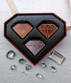 宝石チョコの写真・画像素材[2127799]