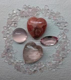ピンクの輪の写真・画像素材[2248051]