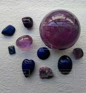 青と紫の写真・画像素材[2250135]