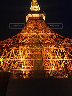 東京タワーの写真・画像素材[1023367]