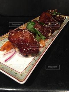 新嘉坡酢豚の写真・画像素材[1042436]