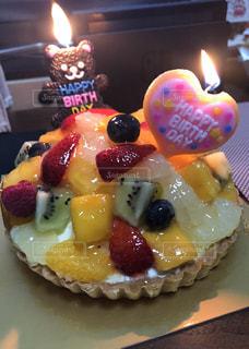 誕生日ケーキの写真・画像素材[1023477]