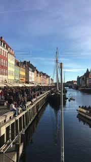 コペンハーゲンの写真・画像素材[1025856]