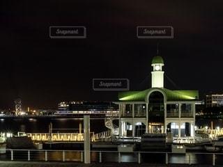 プカリ桟橋の写真・画像素材[2769911]