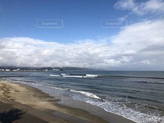 冬の日本海の写真・画像素材[1025510]