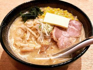 北海道味噌ラーメンの写真・画像素材[1030181]
