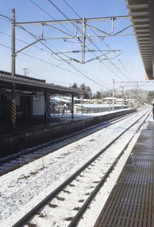 雪化粧の写真・画像素材[1030184]