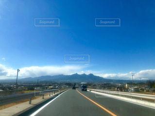 車内からの眺めの写真・画像素材[2095118]