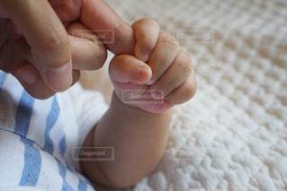 赤ちゃんの写真・画像素材[690233]