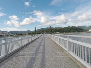水の体以上の長い橋 - No.1025129