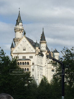 ノイシュバンシュタイン城の写真・画像素材[1025368]