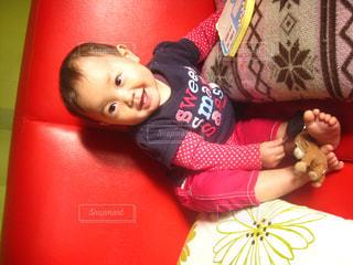 赤ちゃんの手の写真・画像素材[1057914]