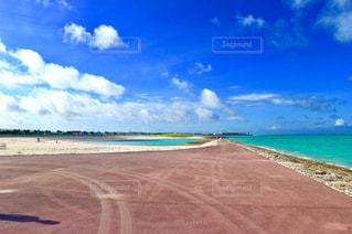 沖縄の海にひかれの写真・画像素材[1407545]