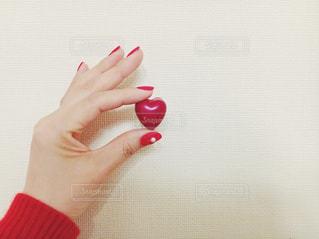 RED HEARTの写真・画像素材[1028147]