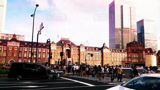 東京駅の写真・画像素材[141226]