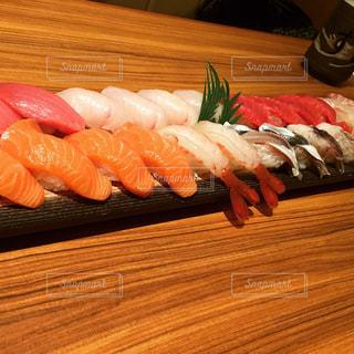 極上のお寿司の写真・画像素材[1026712]