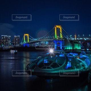 夜景の写真・画像素材[44682]