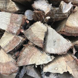 薪の写真・画像素材[1027180]