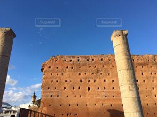 建物のような城の写真・画像素材[1027467]