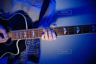 ギタリストの写真・画像素材[1030146]