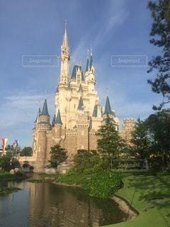 城の写真・画像素材[52270]