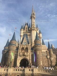 城の写真・画像素材[52271]