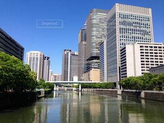 水の都 大阪の写真・画像素材[1028278]