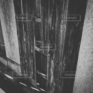 建物の側面の写真・画像素材[1101444]