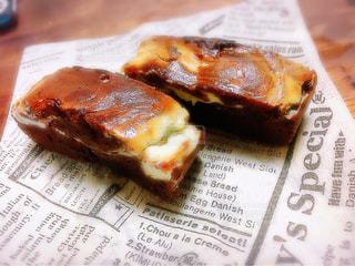 チョコチーズケーキの写真・画像素材[1031503]