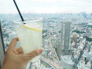 東京の町並みに乾杯!の写真・画像素材[1029299]