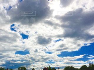 空と雲の写真・画像素材[1029488]
