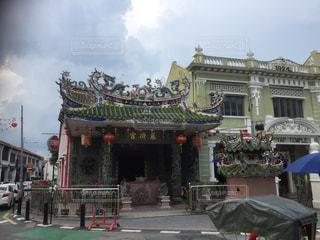 マレーシアの寺院の写真・画像素材[1318138]